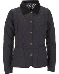 Barbour - Mitsi Liberty Print Summer Liddesdale Quilted Jacket - Lyst