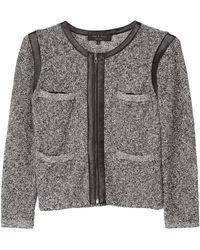 Rag & Bone Hart Jacket gray - Lyst