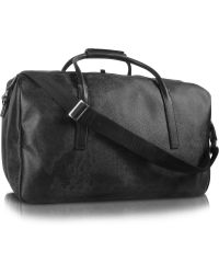 Alviero Martini 1a Classe 1A Prima Classe - Geo Black Double Compartment Zip Travel Bag - Lyst