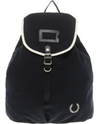 Fred Perry - Authentic Backpack With Cream Piping - Lyst