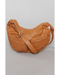 Nixon The Beat Low Slung Hobo Bag - Lyst