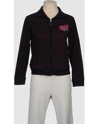 Levi's Zip Sweatshirt - Lyst