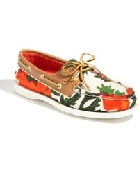 Sperry Top-Sider Milly For Authentic Original Boat Shoe - Lyst