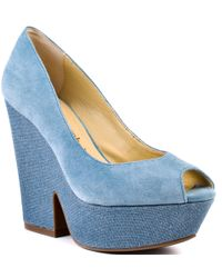 Luxury Rebel Razo blue - Lyst