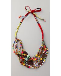 Bluma Project - Kayah Necklace - Lyst