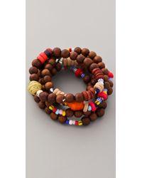 Bluma Project - Sesi Bracelets - Lyst