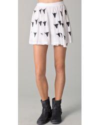 Wildfox - Cowgirl Ballerina Skirt - Lyst
