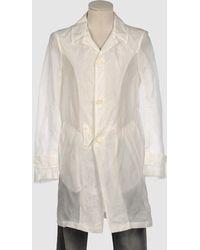 Pringle of Scotland Fulllength Jacket - White