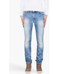 DIESEL Shioner 74z Jeans - Blue