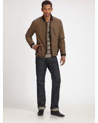 Rogan - Selvedge Straight-leg Jeans - Lyst