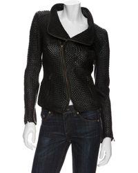 Improvd - Preorder Basket Weave Jacket - Lyst