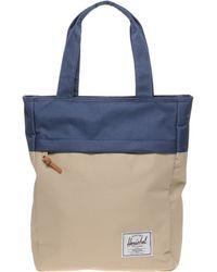 Herschel Supply Co. Herschel Harvest Colourblock Shopper - Blue
