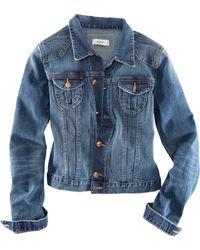 H&M Denim Jacket - Lyst
