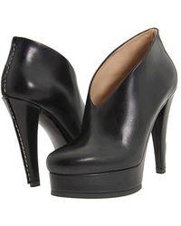 Jil Sander High Heel Boots - Lyst