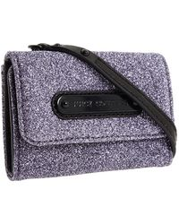 Juicy Couture - Simply Stardust Trifold Card Case - Lyst
