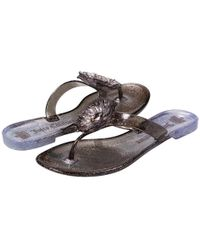 Juicy Couture - Lordes Flower Jelly Flip Flop - Lyst
