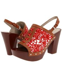 Marc By Marc Jacobs  Sandals With Heels - Lyst