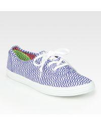 Converse Jack Purcell Helen Marimekko Sneakers - Lyst