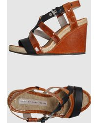 Marc By Marc Jacobs Wedges - Lyst