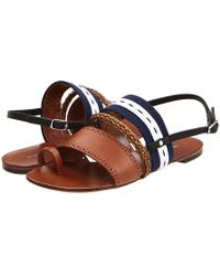 Proenza Schouler Multiband Sandal - Lyst
