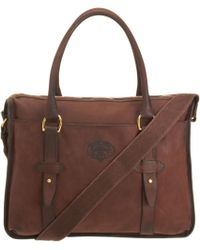 Ralph Lauren   Equestrian Laptop Bag   Lyst