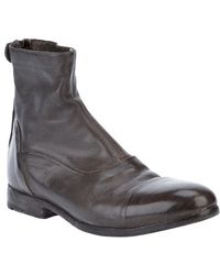 Alberto Fasciani Ankle Boot - Lyst