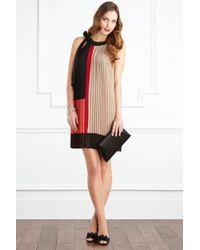 Coast Zaria Colour Block Dress - Lyst