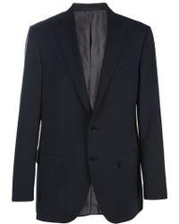 Ermenegildo Zegna Wool Suit - Lyst