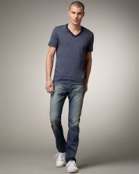 Bliss and Mischief - Sycamore Straight-leg Jeans - Lyst