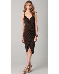 Tribune Standard - Crisscross Dress - Lyst