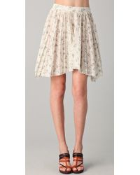 Boy by Band of Outsiders - Rabbit Skirt - Lyst