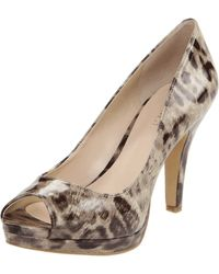 Nine West Danee Platform Pumps - Lyst