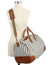 Madewell - The Porchstripe Weekender - Lyst