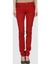 Moschino Jeans Casual Pants - Lyst