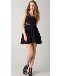 Timo Weiland - Sweetheart Dress - Lyst