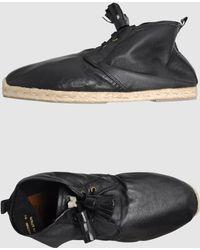 3.1 Phillip Lim Hightop Dress Shoe - Lyst