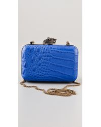 House Of Harlow 1960 Marley Frame Clutch - Lyst