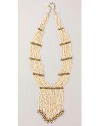 Theodora & Callum - Tulum Necklace - Lyst