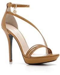 Patrizia Pepe Platform Sandal - Lyst