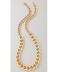 By Malene Birger | Chunky Chain Necklace Belt | Lyst