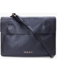 Marc By Marc Jacobs -  Werdie Boy Portfolio Bag - Lyst
