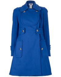 Sonia by Sonia Rykiel Jacket blue - Lyst