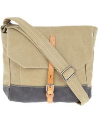 Ally Capellino -  Dougie Small Canvas Satchel - Lyst