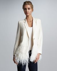 Elizabeth And James James Featherhem Blazer - Lyst