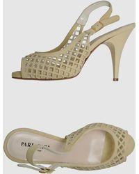 Pari & Pari - Platform Sandals - Lyst