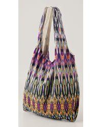 Twelfth Street Cynthia Vincent - Printed Shopper Bag - Lyst