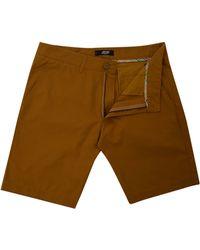 55dsl - Regular Fit Turn Up Chino Short - Lyst