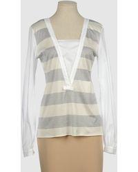 Cora De Adamich - Long Sleeve Tshirt - Lyst