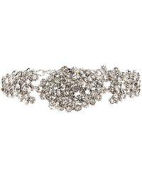 Gemini - Bracelet Made with Swarovski Crystal - Lyst