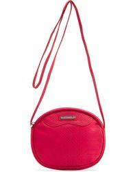 Mango | Round Messenger Handbag | Lyst